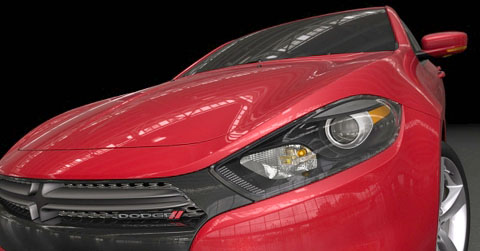 Dodge Dart preview